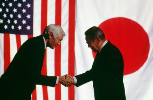 usa and japan